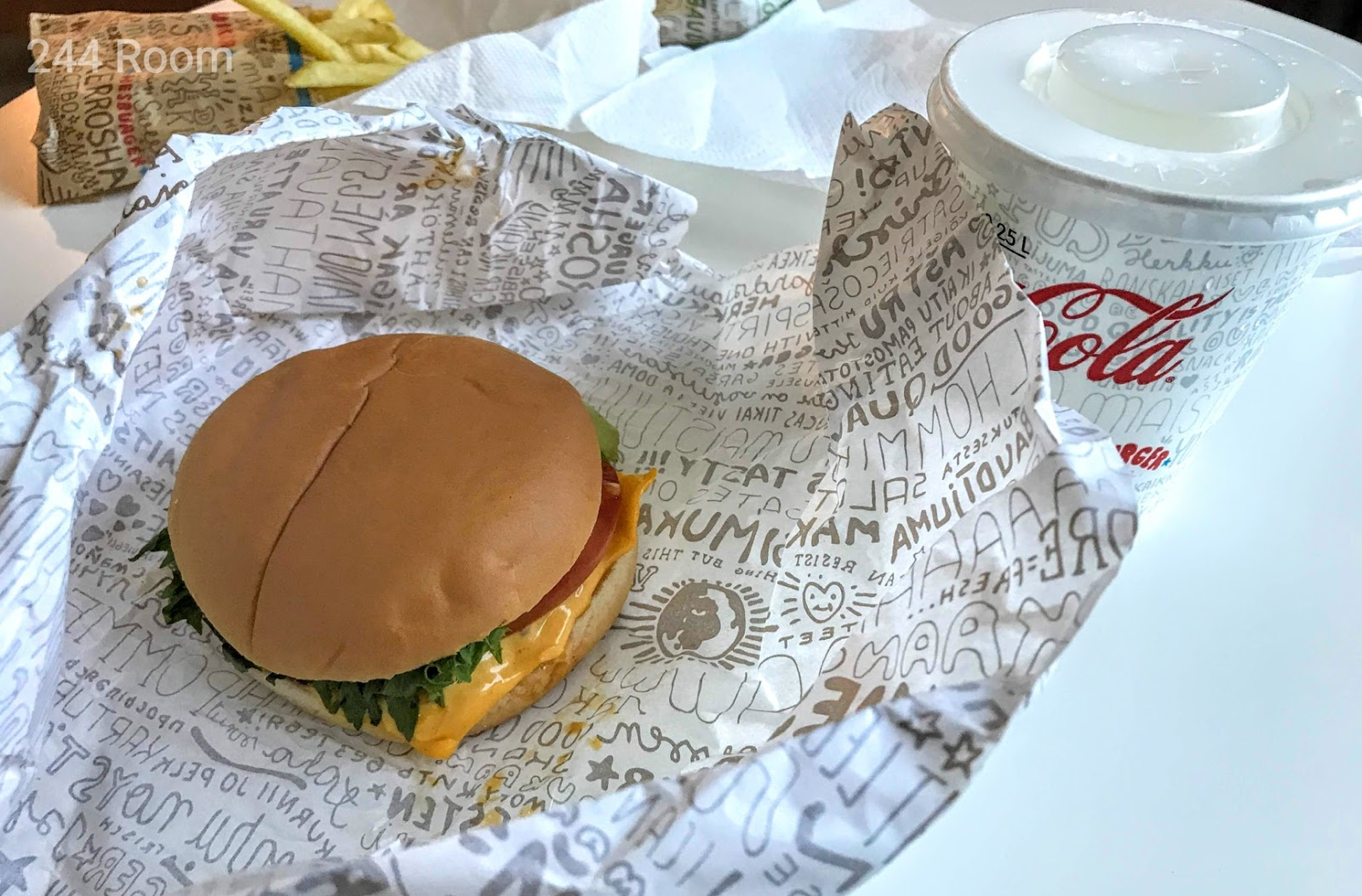 HESBURGER-Estonia-cheese burger