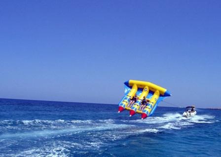 Pantai tanjung benoa objek wisata bali terfavorit 2017