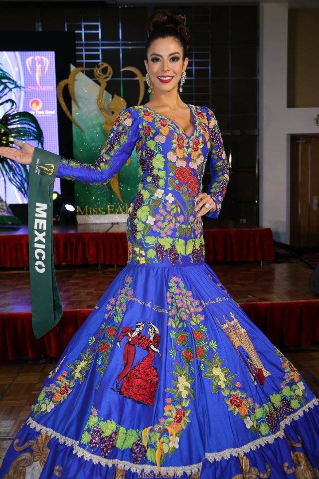 clustereum 2016 miss earth best national costumes official winners