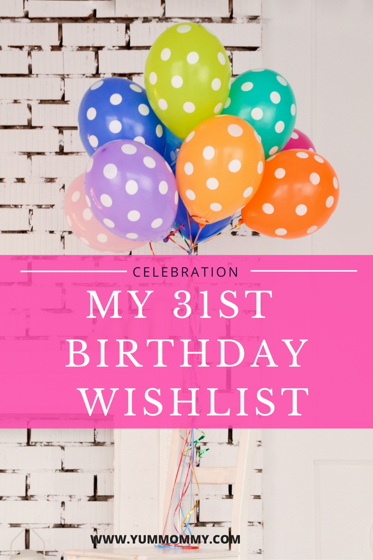 If You Have A Family Member Or Loved One With An Upcoming Birthday I Hope That Youve Gotten Gift Ideas From My Wishlist Guide