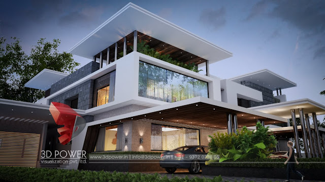 Extreme modern home plans home design and style for Extreme home plans