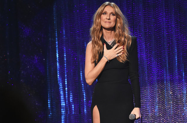 Celine Dion's Faux Leather Overalls Ensemble Cost Over $100,000