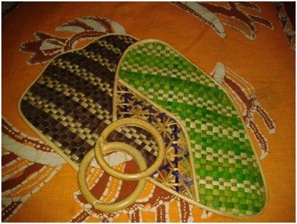 Tata Cara Membuat Kipas Dari Anyaman Bambu. Label  KERAJINAN b5aed0e59c