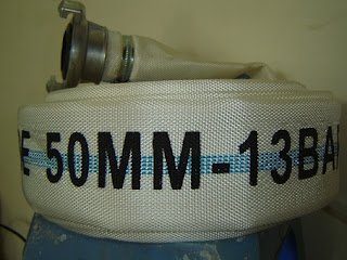 Vòi chữa cháy D50 - 13 bar Trung Quốc