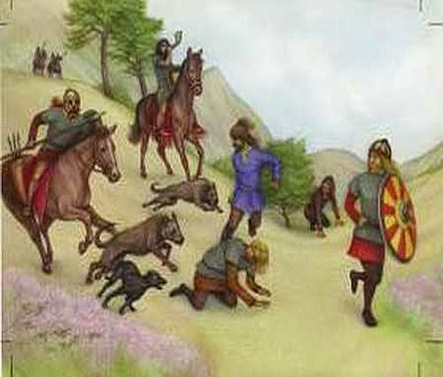 Painting Gallic & Celtic Wardogs picture 2