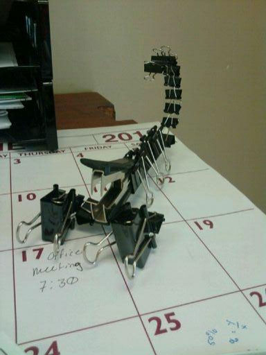 office scorpion