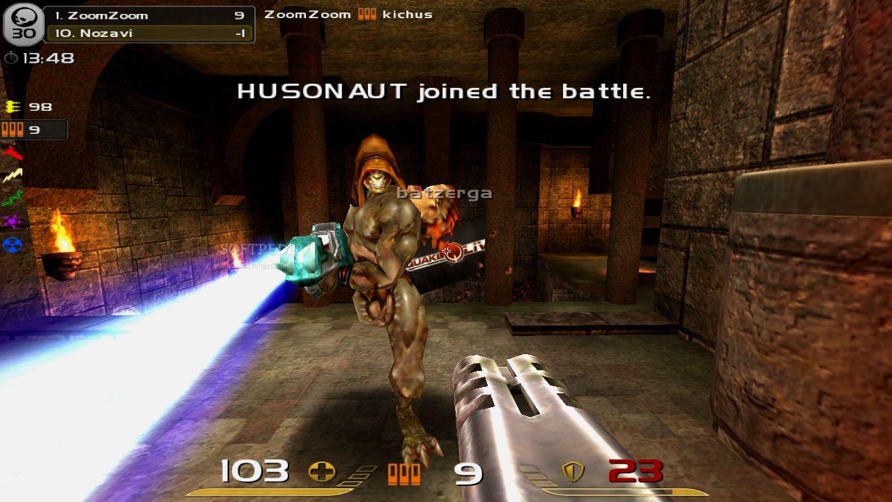 Quake iii key generator