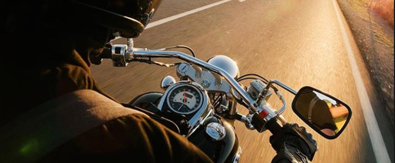 Moto Financiada é liberdade nas estradas