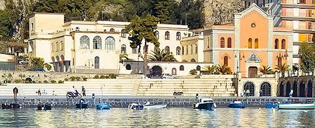 Maiori, Casa d'Ospitalità Amici di San Francesco