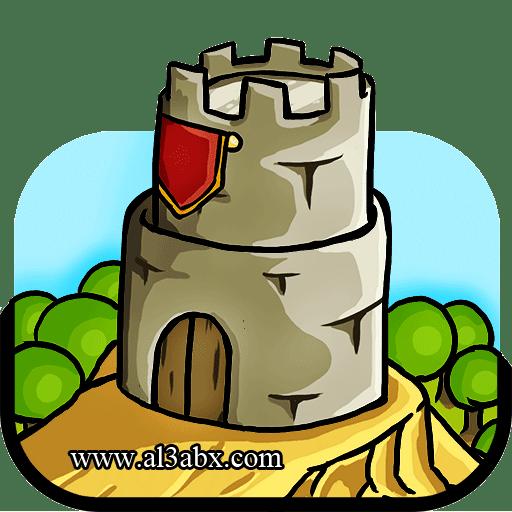 تحميل لعبة Grow Castle الاصدار 1.20.20 مهكرة مجاناً