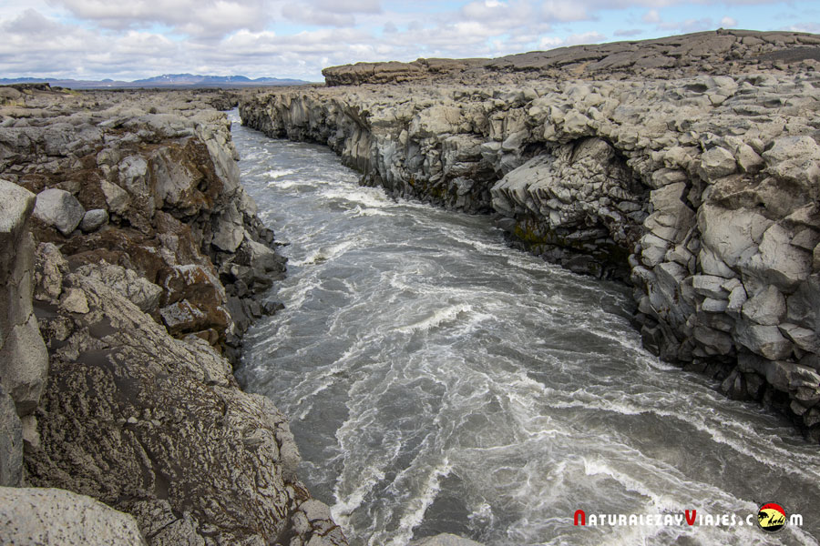 Jökulsá á Fjöllum, Islandia