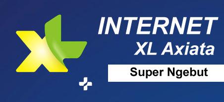 Paket Internet XL Axiata Super Ngebut