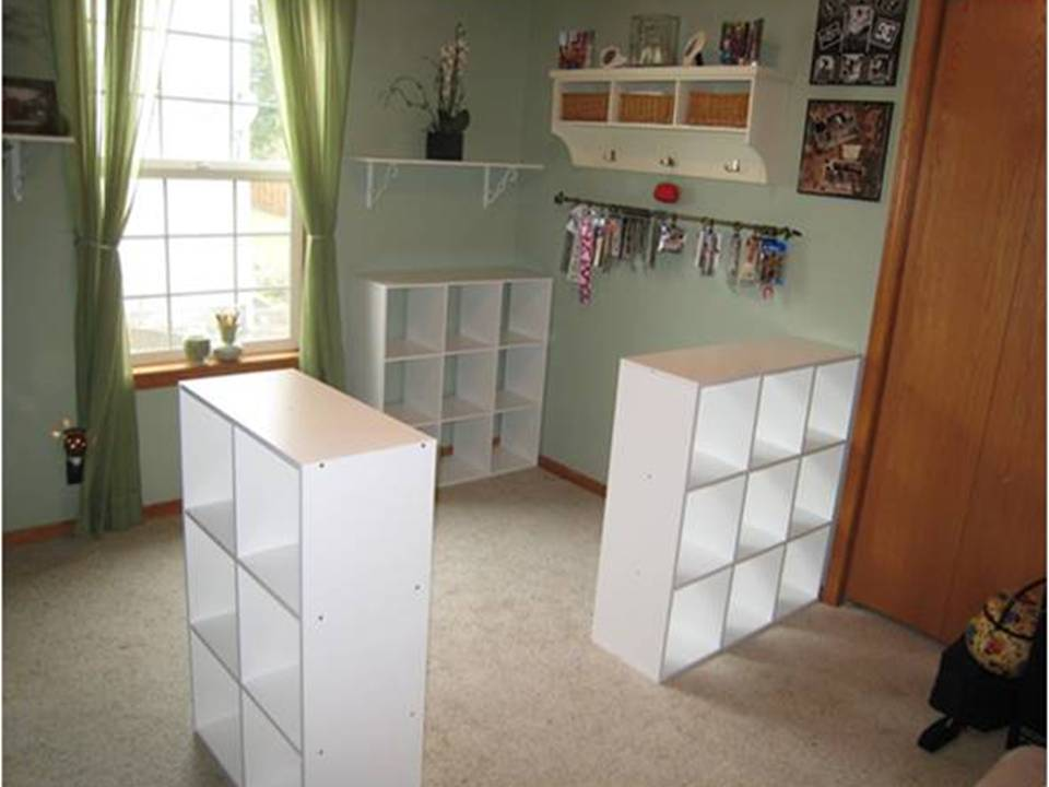 Creative Ideas - DIY Customized Craft Desk - Home Decor