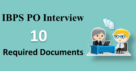 Ibps Po Interview Study Material Pdf
