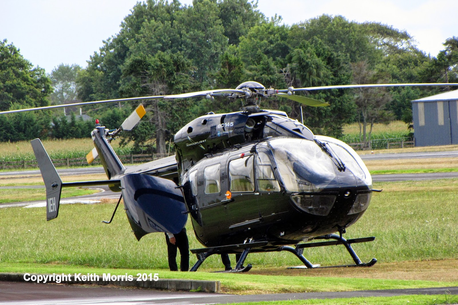 Helicopter 117