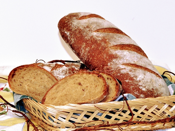 Beautifully baked Columbia Bread