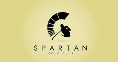 Spartan logo, Spartan Golf Club, Spartan Golf Club logo, Spartan Golf Club free logo, free logo, logo, logo design, design, logo design trend, logo design trends 2017, design trend, design trends 2017, negative spaces logo, negative spaces logo design, negative spaces logo design trend, negative spaces, negative logo, spaces logo, spaces logo design