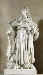 Théophile-François-Marcel Bra - Philippe de France, Régent du royaume (1674-1723) - 1834-37 - Versailles.
