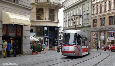 Škoda 13T3, Dopravní podnik města Brna