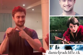 Updated(2): Daniel Radcliffe learns British sign language