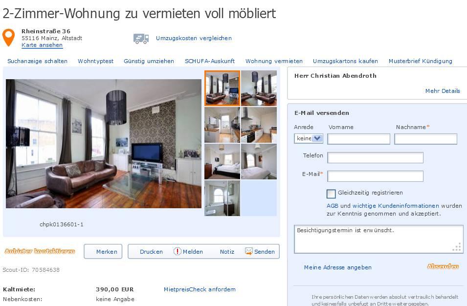Wohnung In Mainz Neustadt Kaufen