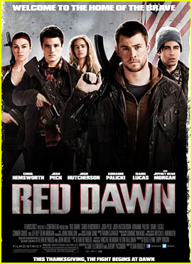 graig and david sometimes disagree: Red Dawn vs Tomorrow, When the ...