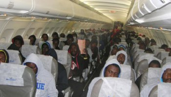40 nigerians deported italy