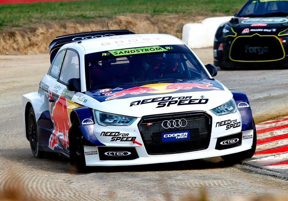 Red Bull Global Rallycross to create all-electric series for 2018 ...