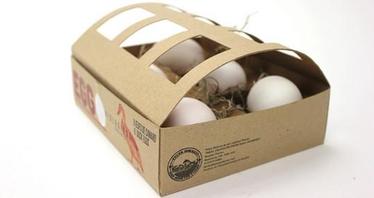 Ovos com valor agregado
