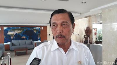 Mobil Luhut Diperiksa Badan Siber dan Sandi Negara, Ada Apa? - Info Presiden Jokowi Dan Pemerintah