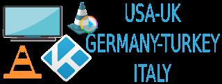 Sky UK Italy RAI Germany RTL USA Turkey