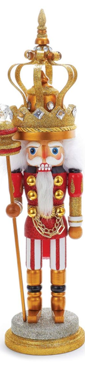 Saks Fifth Avenue Kurt Adler Nutcracker Ornament
