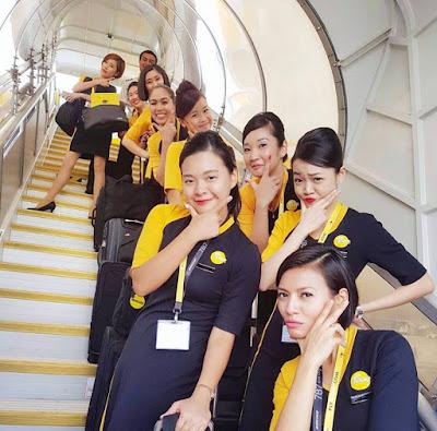 2019.07.08 Scoot酷航再次招募,於新加坡面試