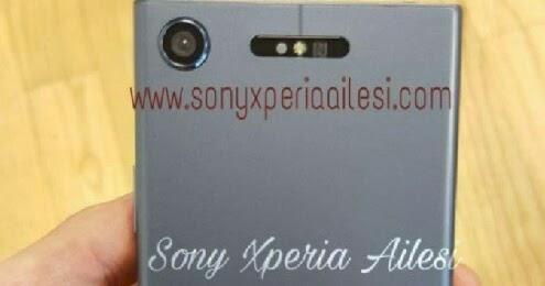 El supuesto diseño del Sony Xperia XZ1