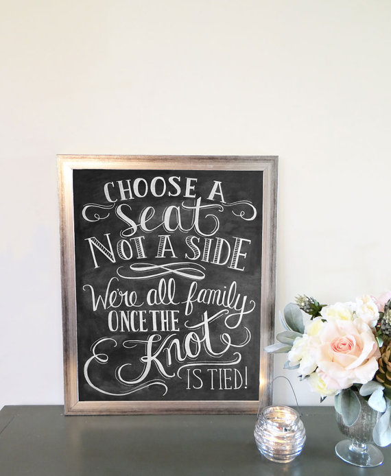 Chalkboard Art From Lily And Val Driven By Decor