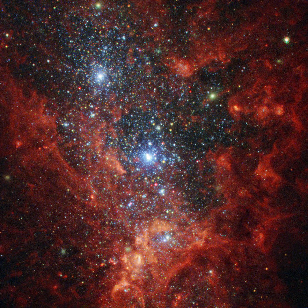 Super Star Clusters in Galaxy NGC 1569