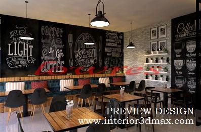 Kami Arusha Desain Merupakan Penyedia Jasa Interior Design Online Untuk Cafe Gaul Mewah Yang Menarik Keren Unik Dan Modern Terlampir Contoh