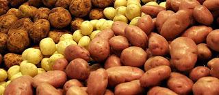 Potatoes in Spanish