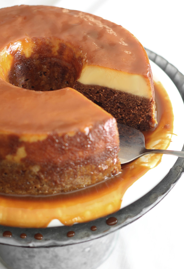 Can You Make Flan In A Cake Pan