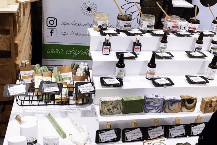 Targi kosmetyków naturalnych Ekocuda 2019