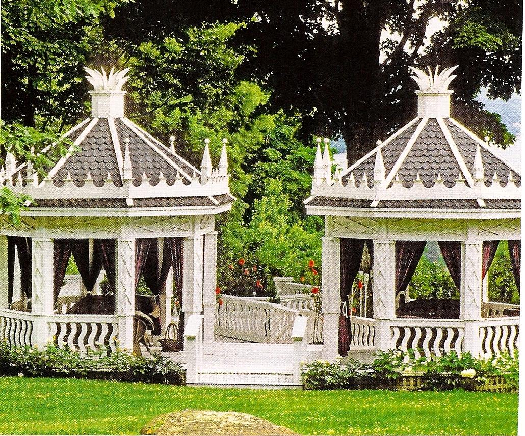Boiserie c pensando all 39 estate gazebo for Gazebo in stile francese