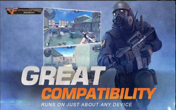 Game FPS Android