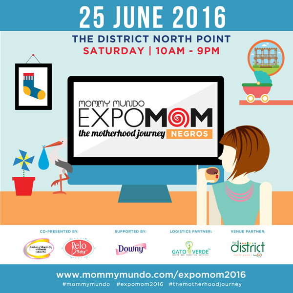 Mommy Mundo Expo Mom