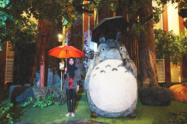 Ketemu Totoro di The World of Ghibli Exhibition