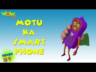Motu Patlu Cartoons in Hindi