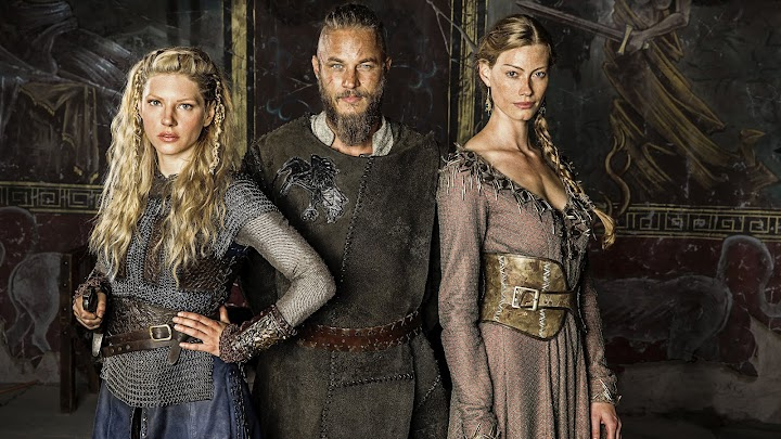 Vikings Tv Series HD Wallpaper