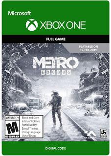 [PC] Metro Exodus [Action/Singleplayer/2019]
