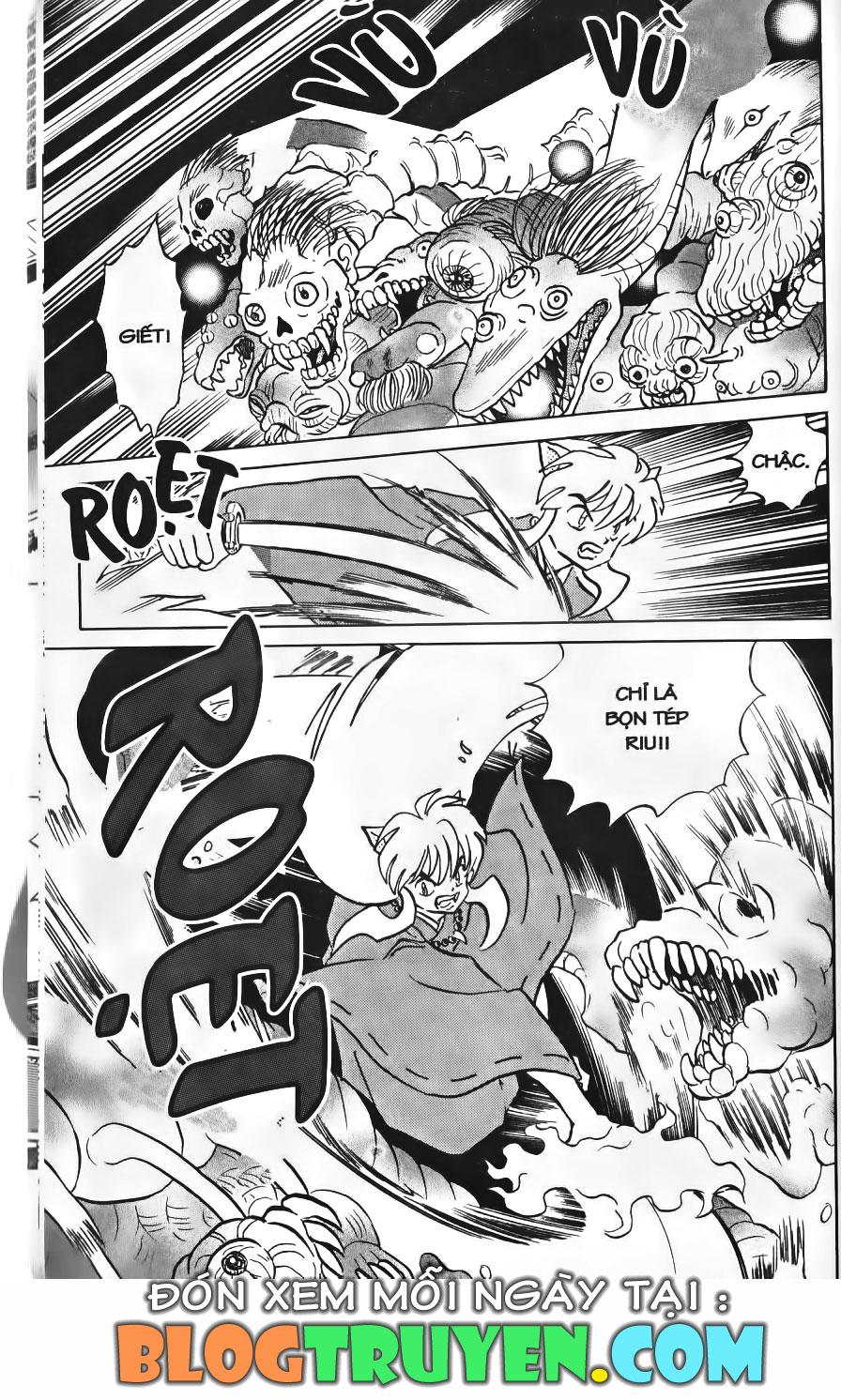 Inuyasha vol 11.10 trang 8