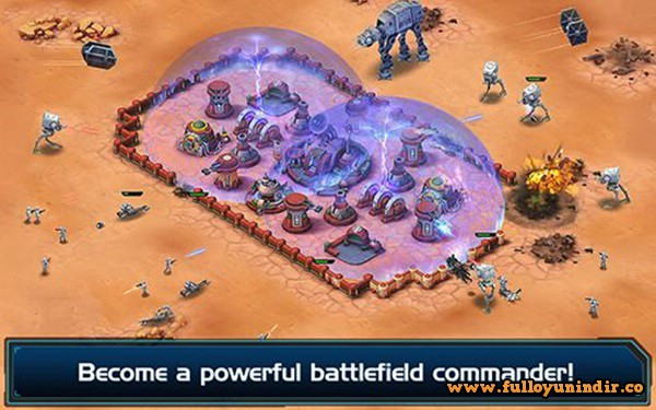 Star Wars: Commander Apk indir