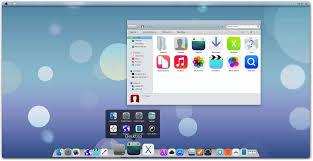 حول شكل الويندوز إلى  IOS9 الذي صدر حديثا من آبل